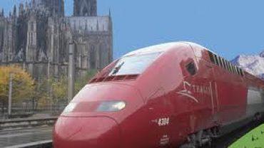 passagens de trem europa