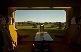 viagem de trem europa bagagem