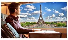 viagem de trem pela europa barato