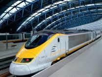 compra de passagens de trem pela europa