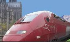 melhor viagem de trem pela europa