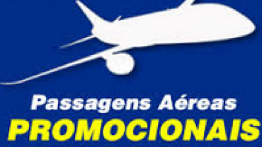 passagem aéreas de promoção