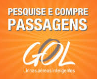 passagens aéreas na promoção gol