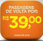 passagens aereas promocionais 39 reais