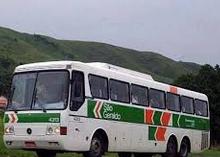 passagens de onibus viação são geraldo