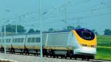 Trem Eurostar