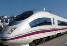 Trem França - Alemanha