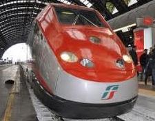 Trem Italianos trens: Frecciarossa