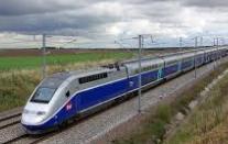 Trem TGV França-Itália
