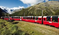 Trens: Bernina Express: Chur/Davos - Tirano