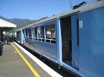 Trens Wilhem Tell Express: Lucerna-Lugano/Locarno
